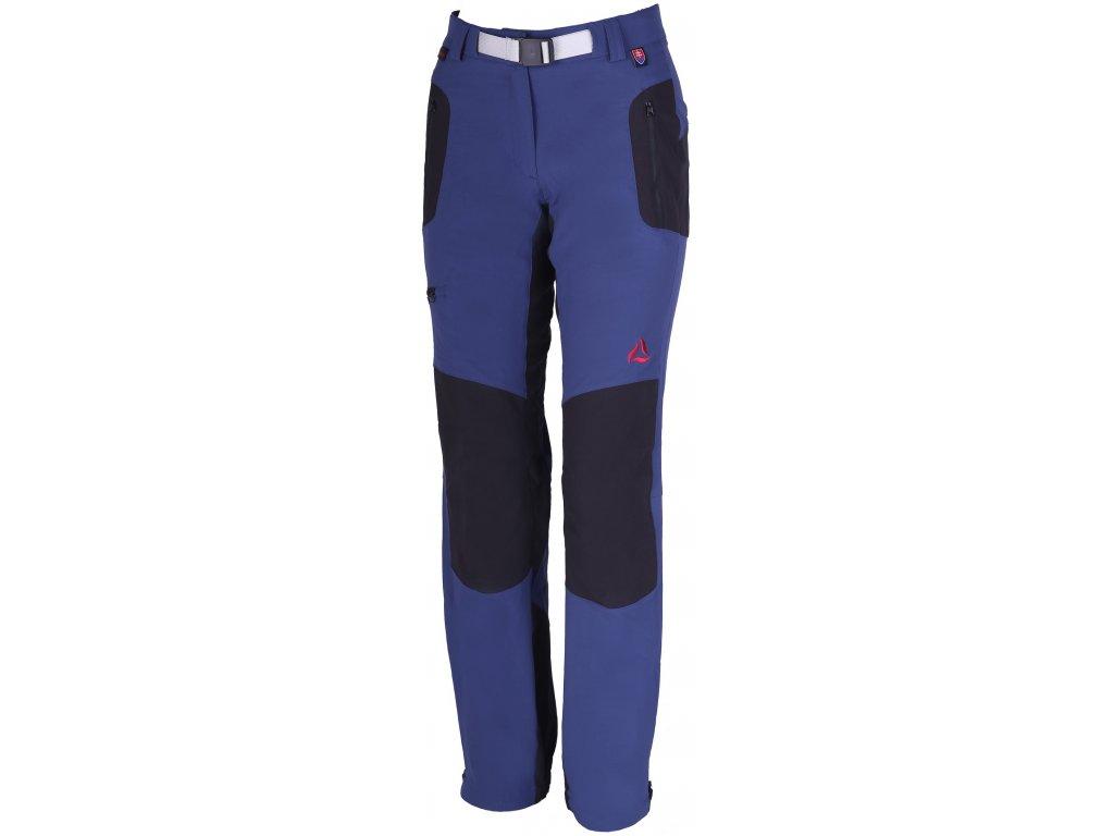Dámske trekingové kalhoty KAIRA, Termovel (Barva Černá, Velikost M)