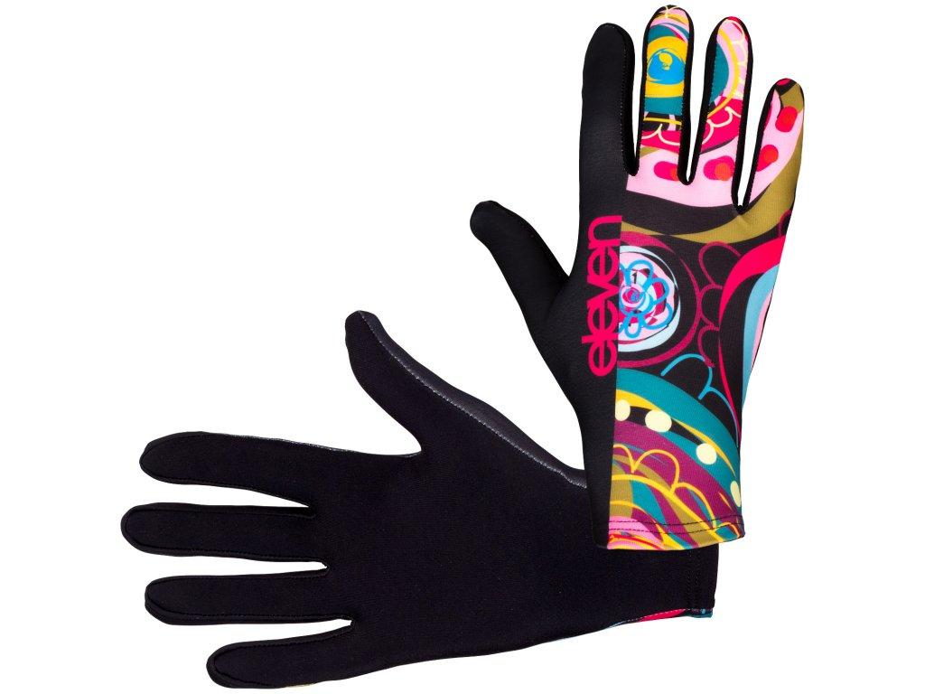 bezecke rukavice eleven retro 17