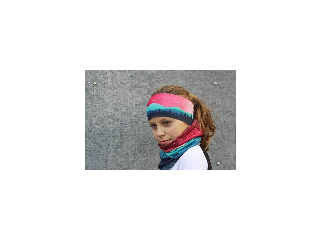 scarf celenka mountain2