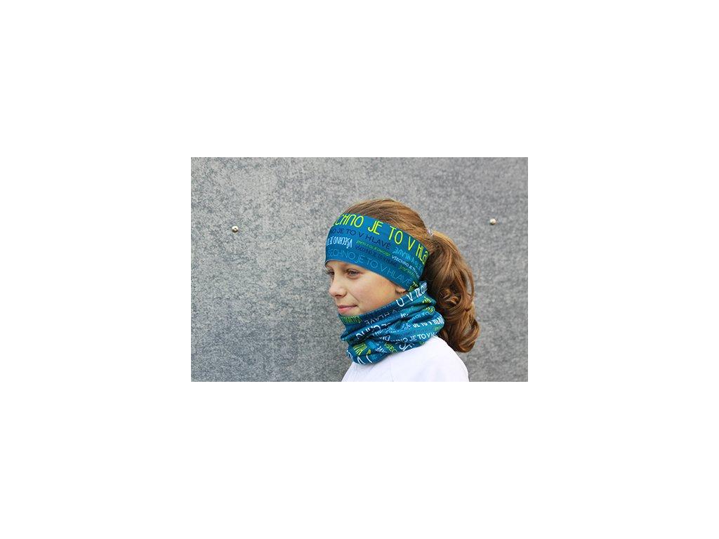 scarf celenka head green2