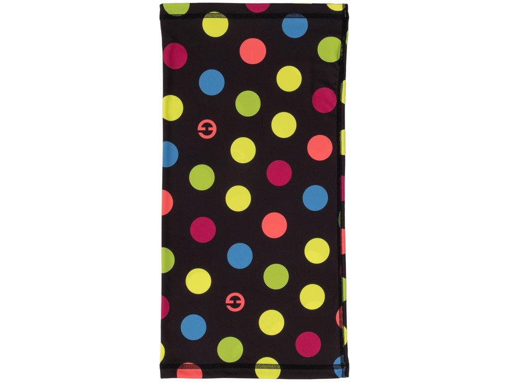multifunkcni satek eleven dots color black (2)