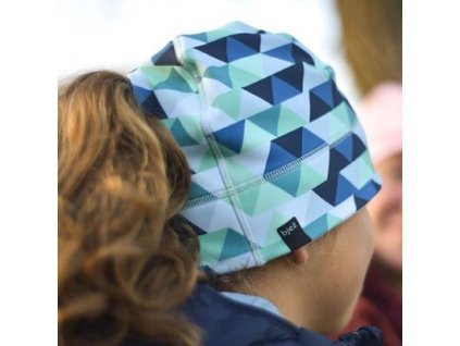 bjez cepice triangl green na culik detail2