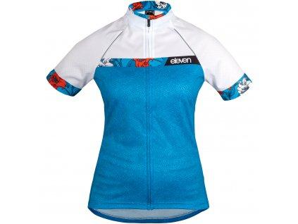 cyklisticky dres eleven score bloom lady