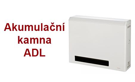 3. Akumulační kamna ADL