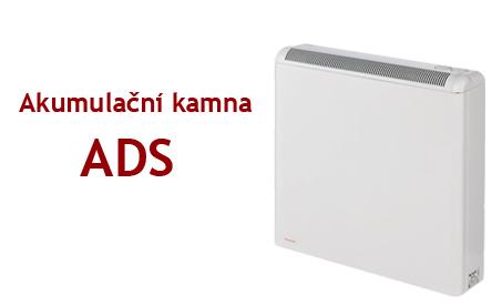 Akumulační kamna ADS