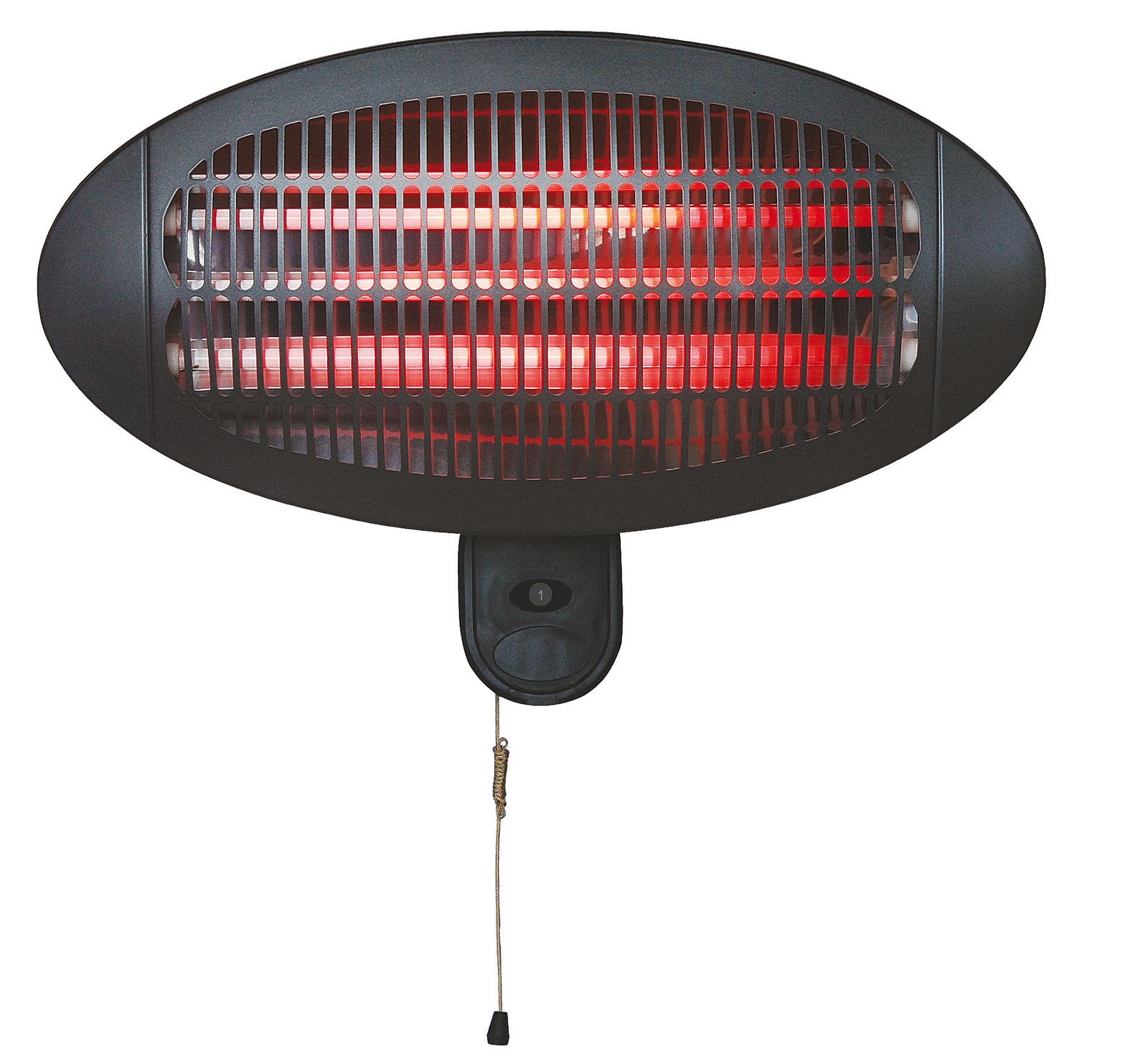 Infračervené ohřívače