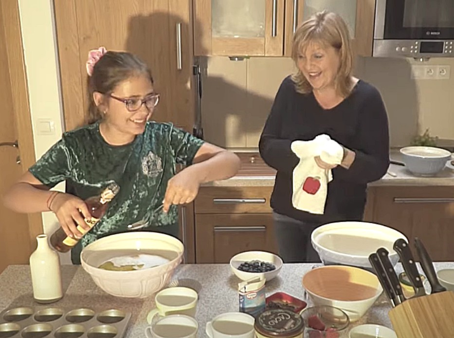 V kuchyni so Zuzanou Machovou - rozhovor
