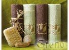 Vzorované uteráky a osušky Gracia