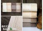 Unikátne uteráky Ecco Bamboo