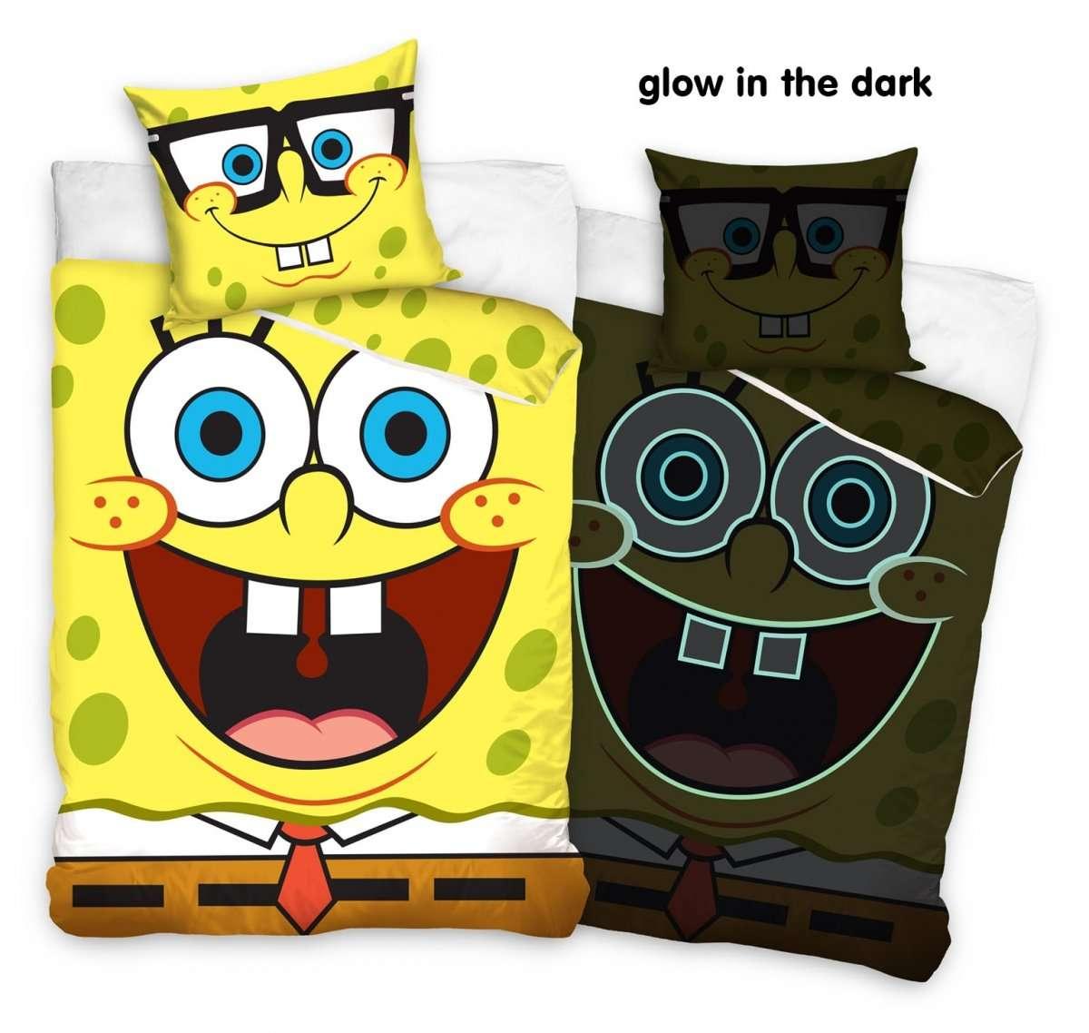 detske-obliecky-na-postel-spongebob-gabonga