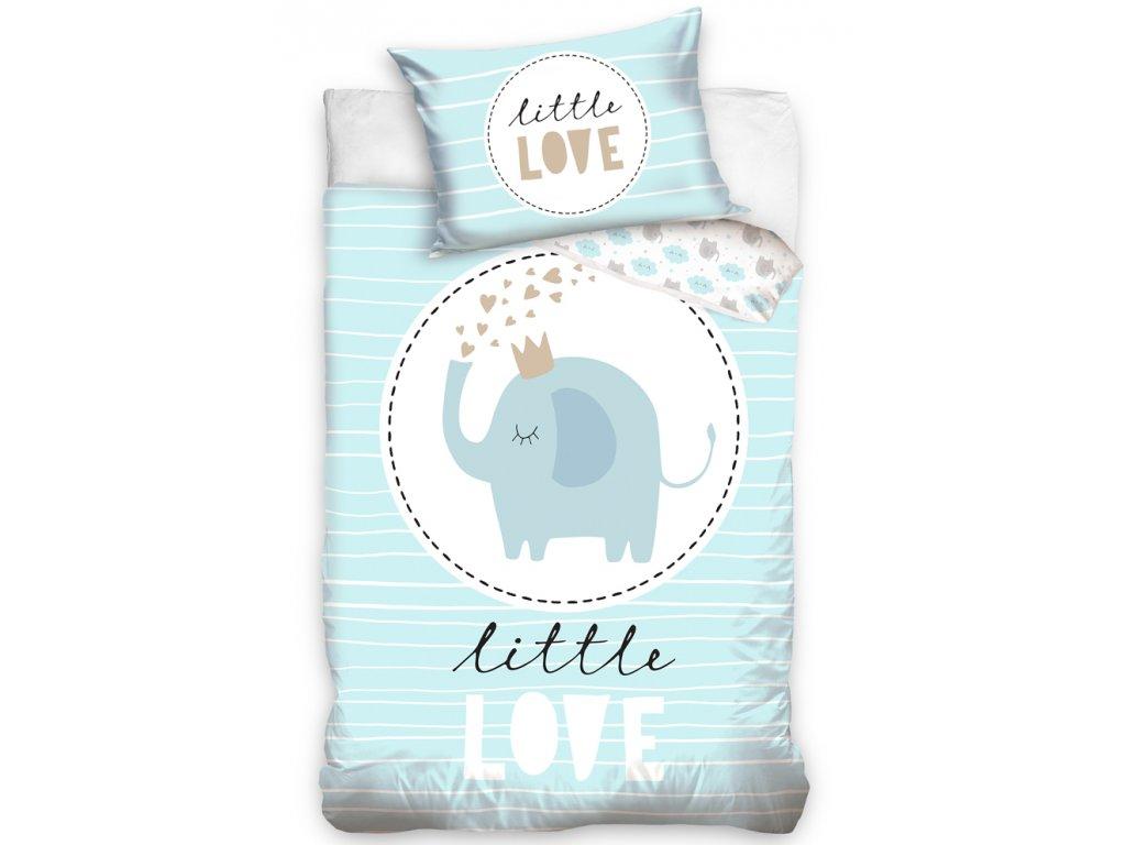 obliecky-pre-deti-modre-so-slonom-gabonga