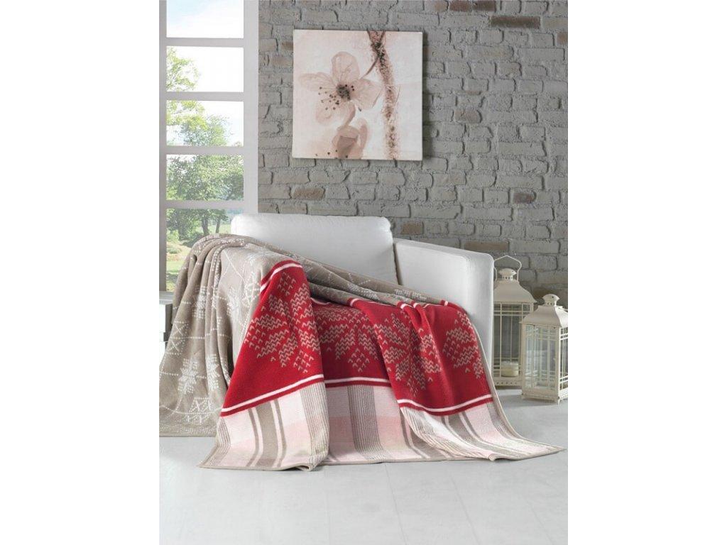 Hrejivá bavlnená dekaImperial - 160x220cm - Matějovský