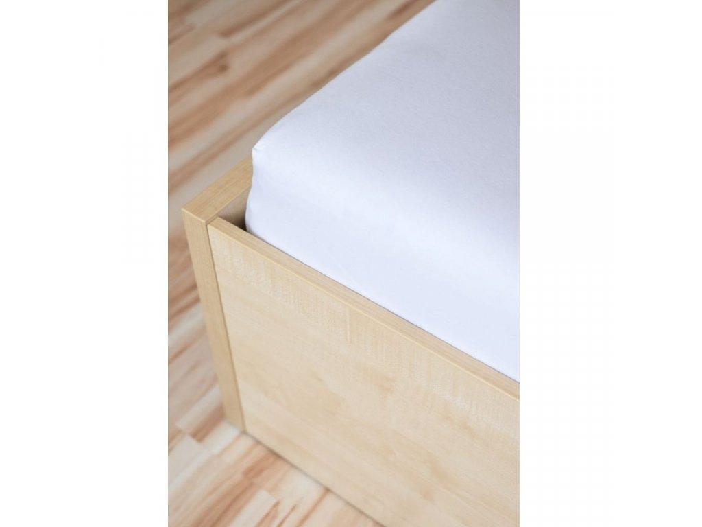 elasticka napinacia postelna plachta multistretch biela 000