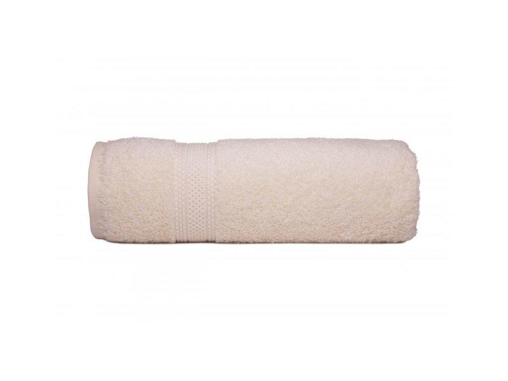 Luxusný krémový uterák Egyptian Cotton - 50x90cm