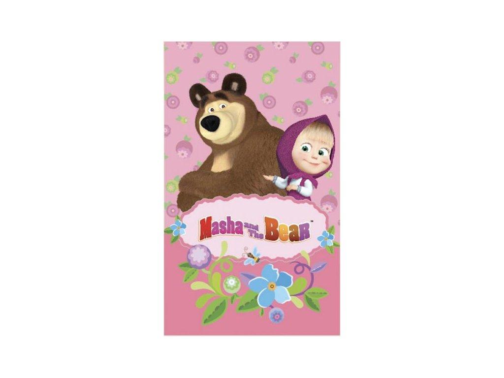 Detský uterák Máša a medveď - 40x60cm