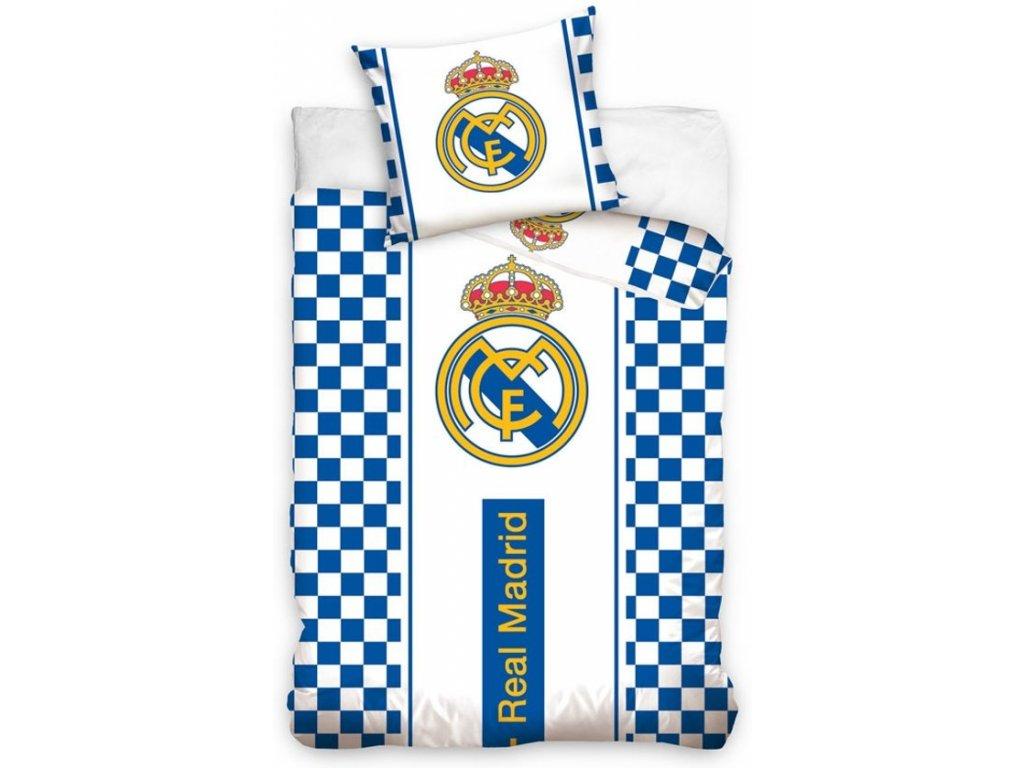 Detské obliečky Real Madrid - Modro-Biele