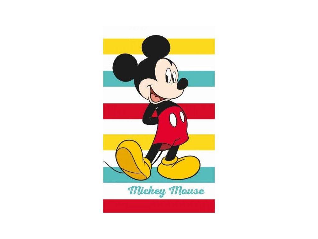 Detský uterák Mickey Mouse - 30x50cm