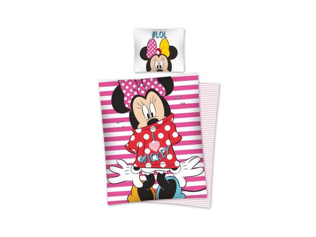 Detské obliečky Minnie 21