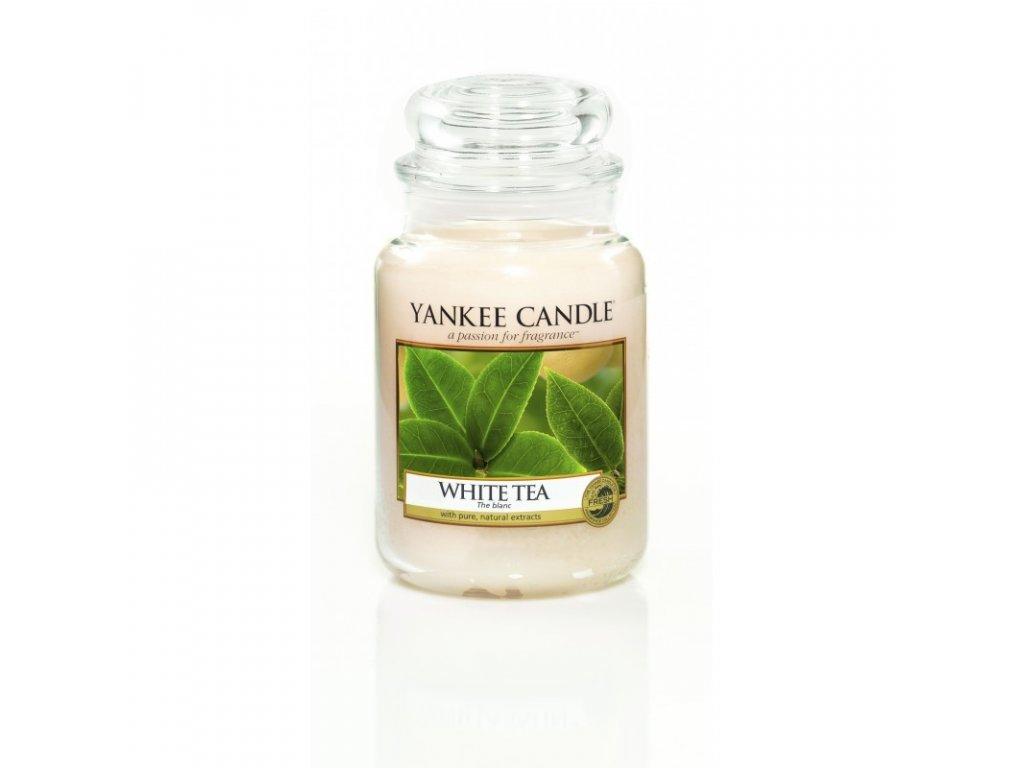 Vonná sviečka Yankee Candle - White tea