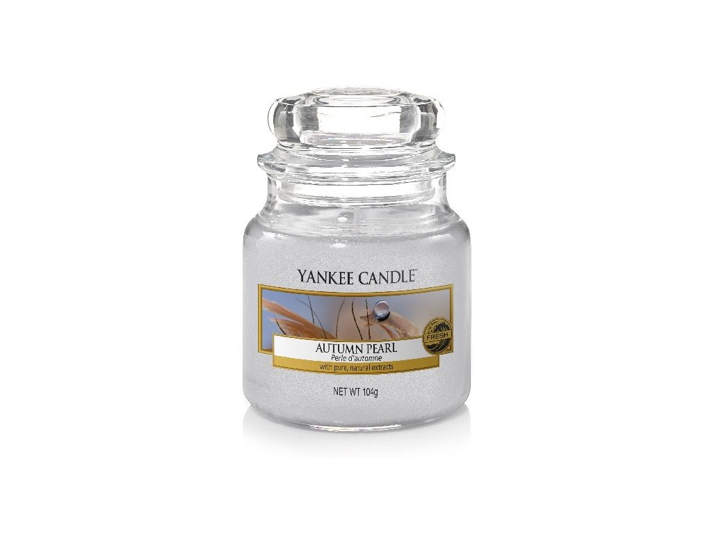 Vonná sviečka Yankee Candle - Autumn pearl