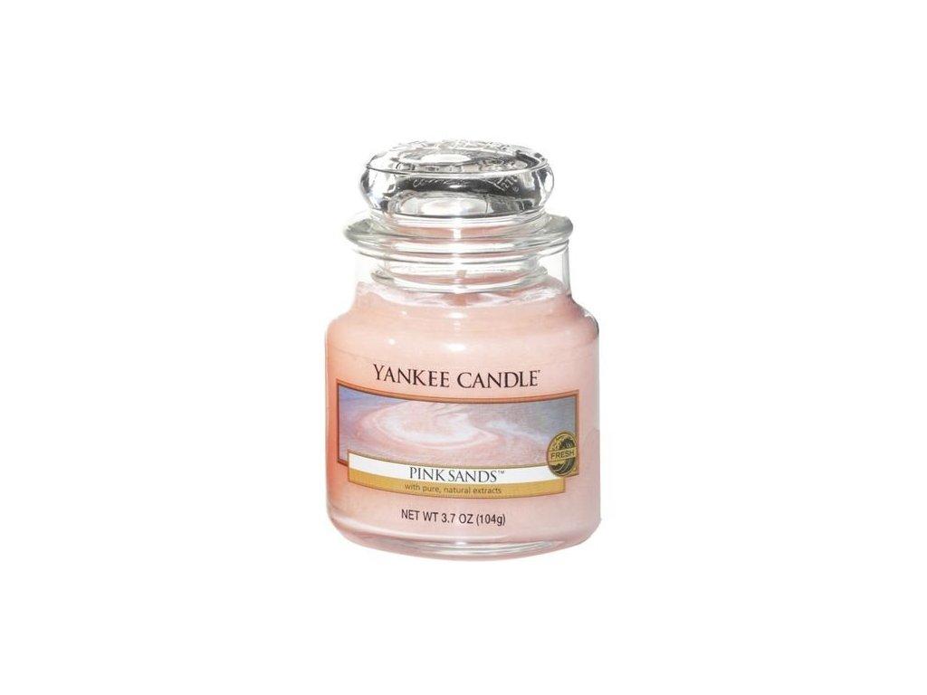 Vonná sviečka Yankee Candle - Pink sands