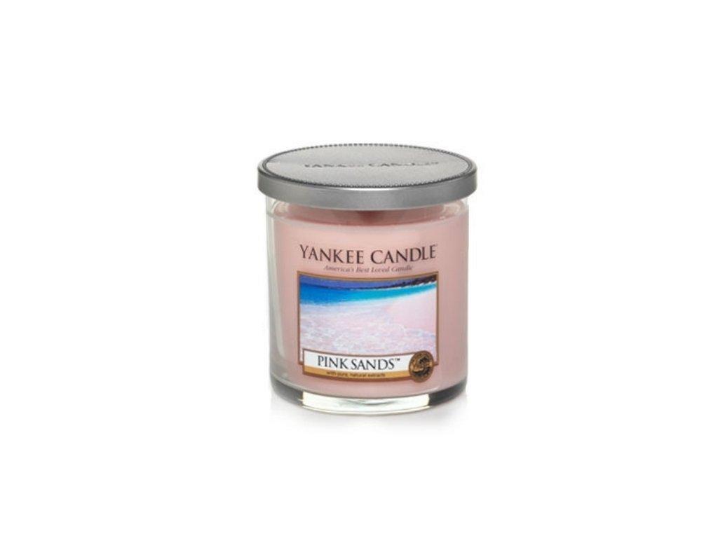 Vonná pillar sviečka Yankee Candle - Pink sands