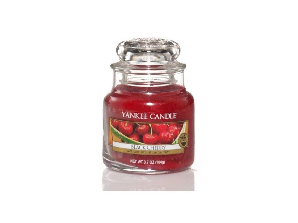 Vonná sviečka Yankee Candle - Black cherry