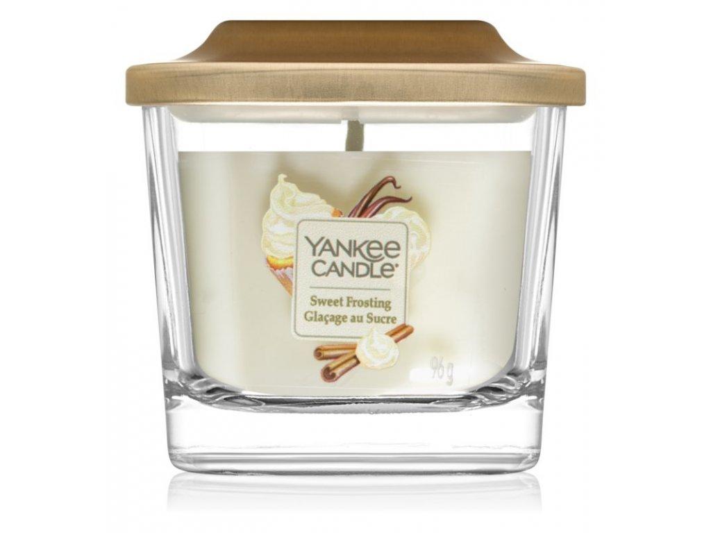 Vonná sviečka Yankee Candle Elevation - Sweet frosting