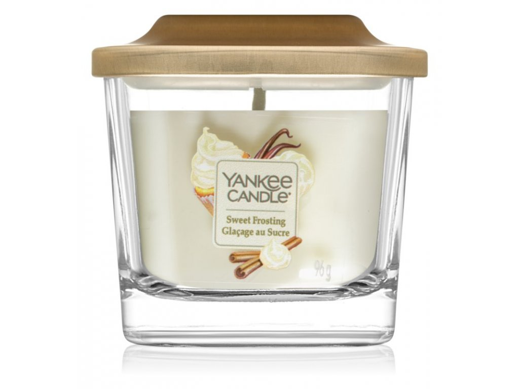 Yankee Candle Elevation Sweet frosting
