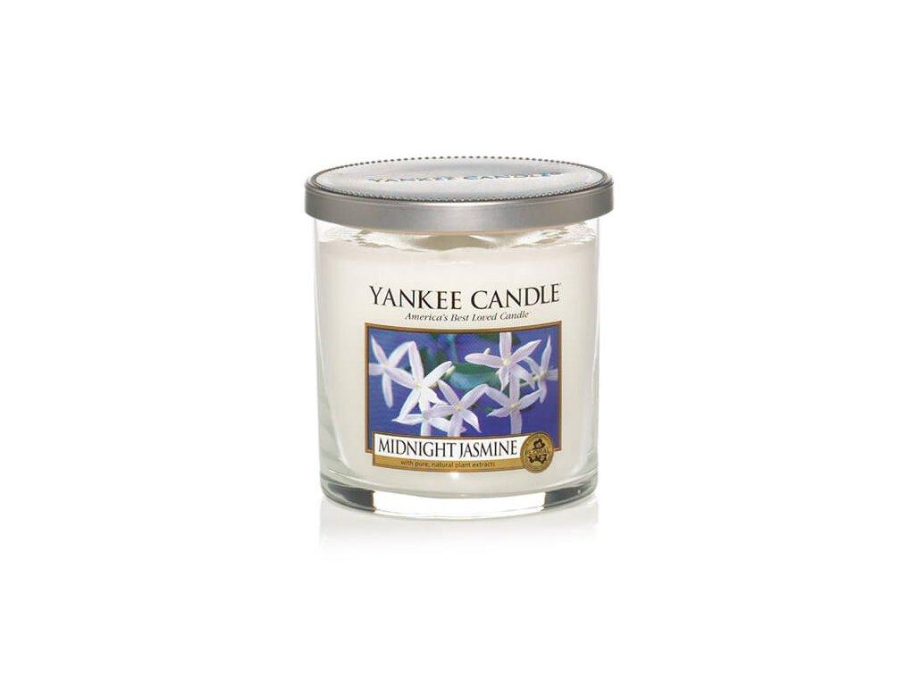 Vonná pillar sviečka Yankee Candle - Midnight jasmine