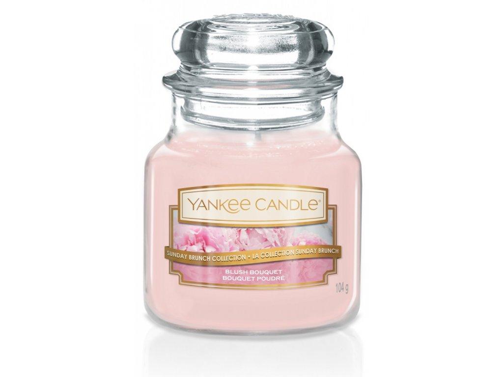 Vonná sviečka Yankee Candle - Blush bouquet