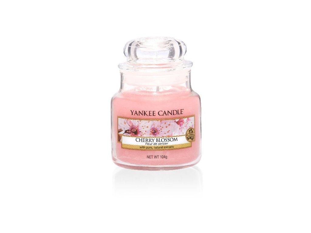 Vonná sviečka Yankee Candle - Cherry blossom