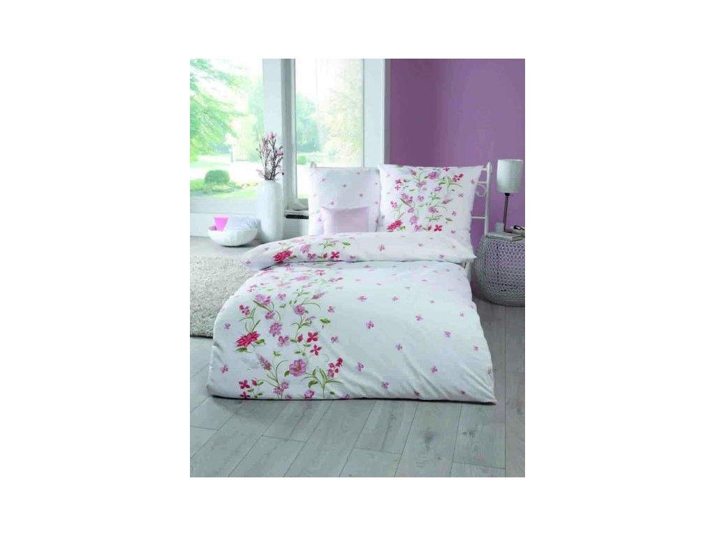 Kvetinové krepové obliečky Viola