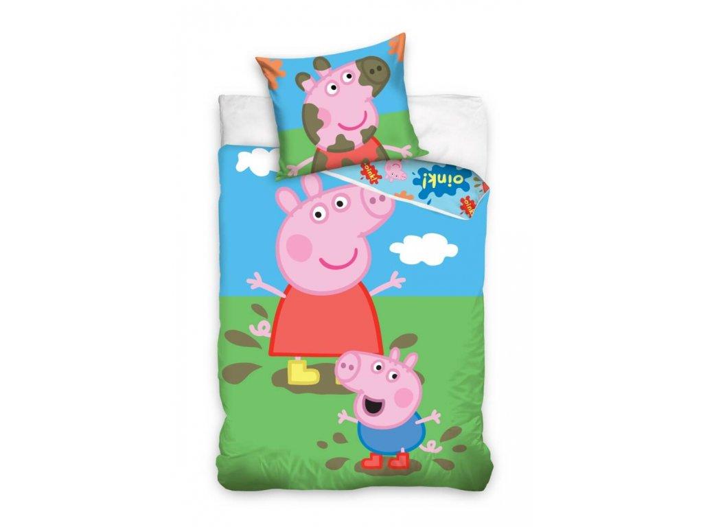 Detské obliečky Peppa Pig