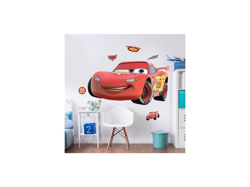 Nálepky na stenu - Autá - Disney