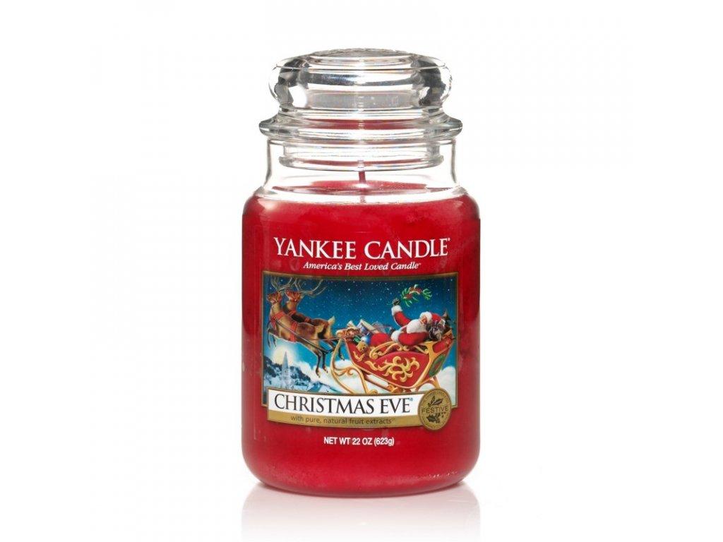 Vonná sviečka Yankee Candle - Christmas Eve
