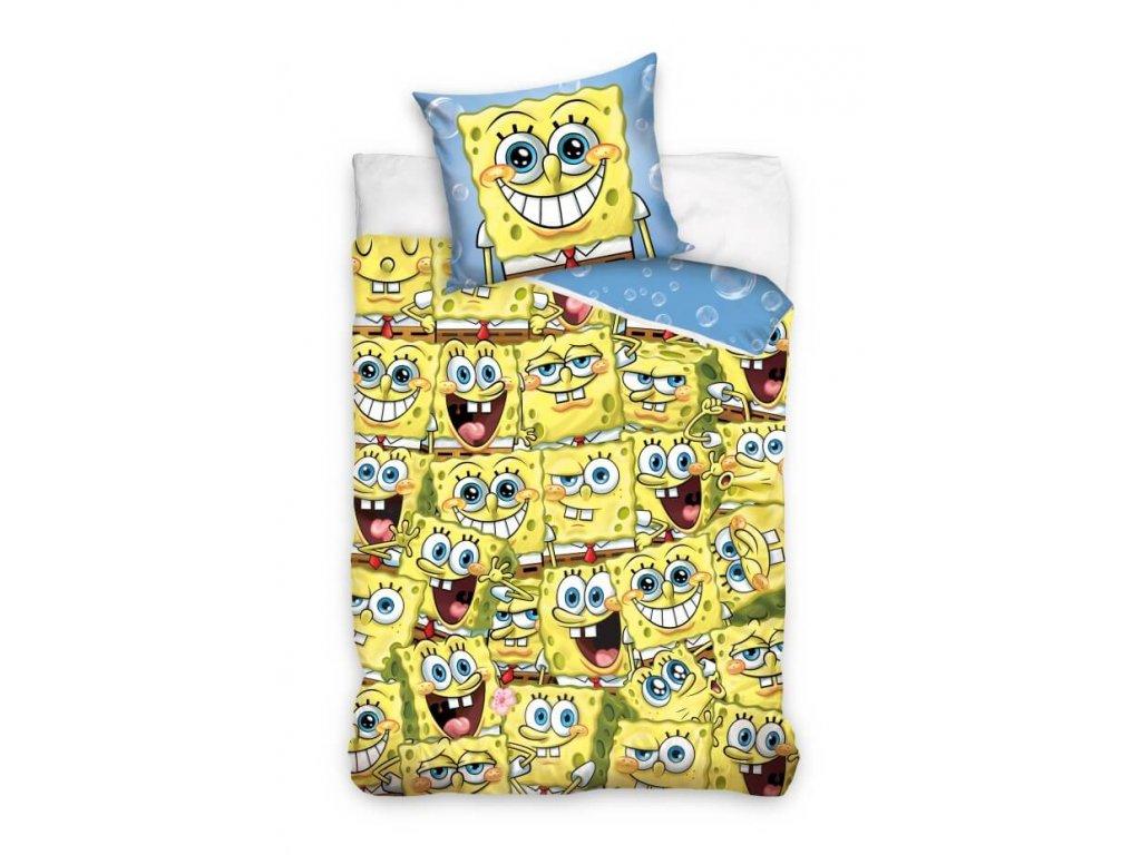 Detské obliečky SpongeBob