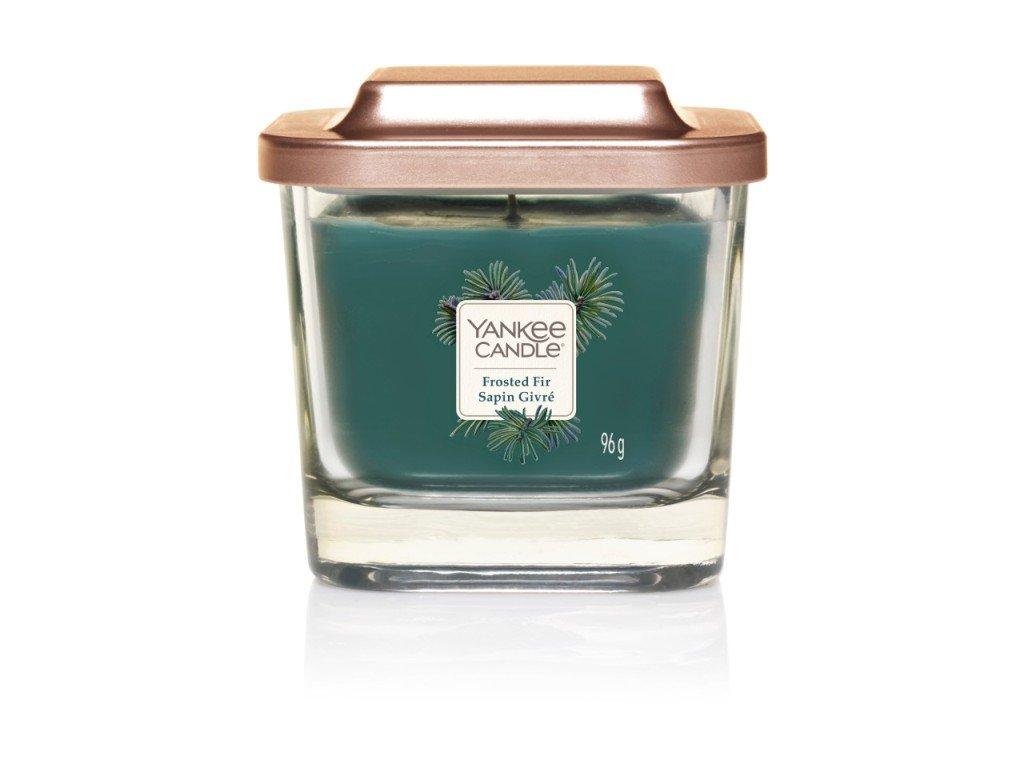 Vonná sviečka Yankee Candle Elevation - Frosted fir