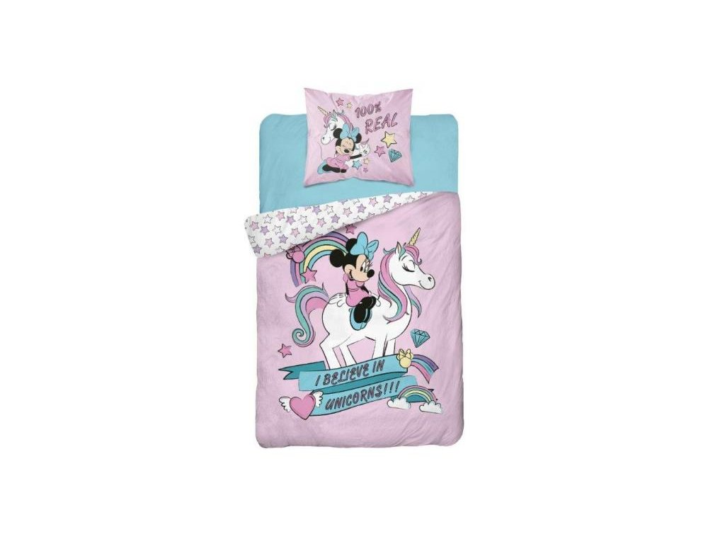 Detské obliečky Disney Minnie