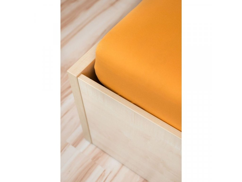 napinacia postelna plachta superstretch mandarinkova 181
