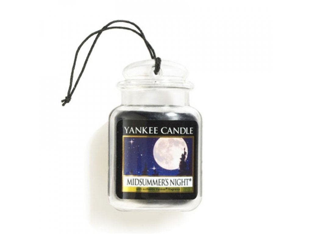 Vôňa do auta Yankee Candle - Midsummer night