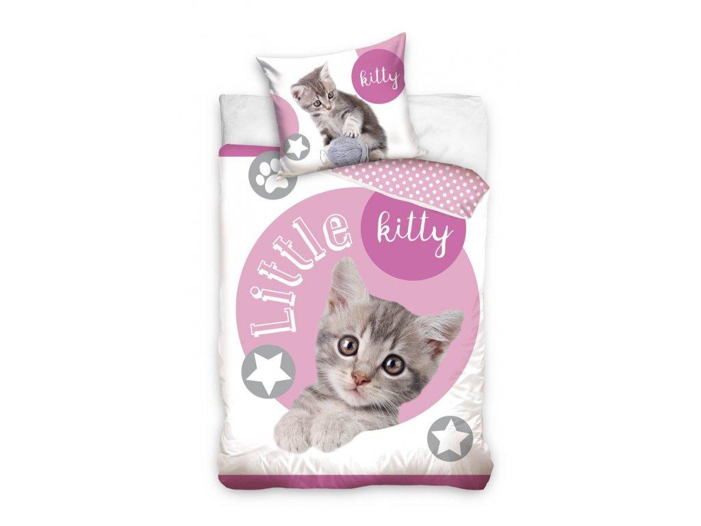 Obliecky Little Kitty Macka Gabonga sk