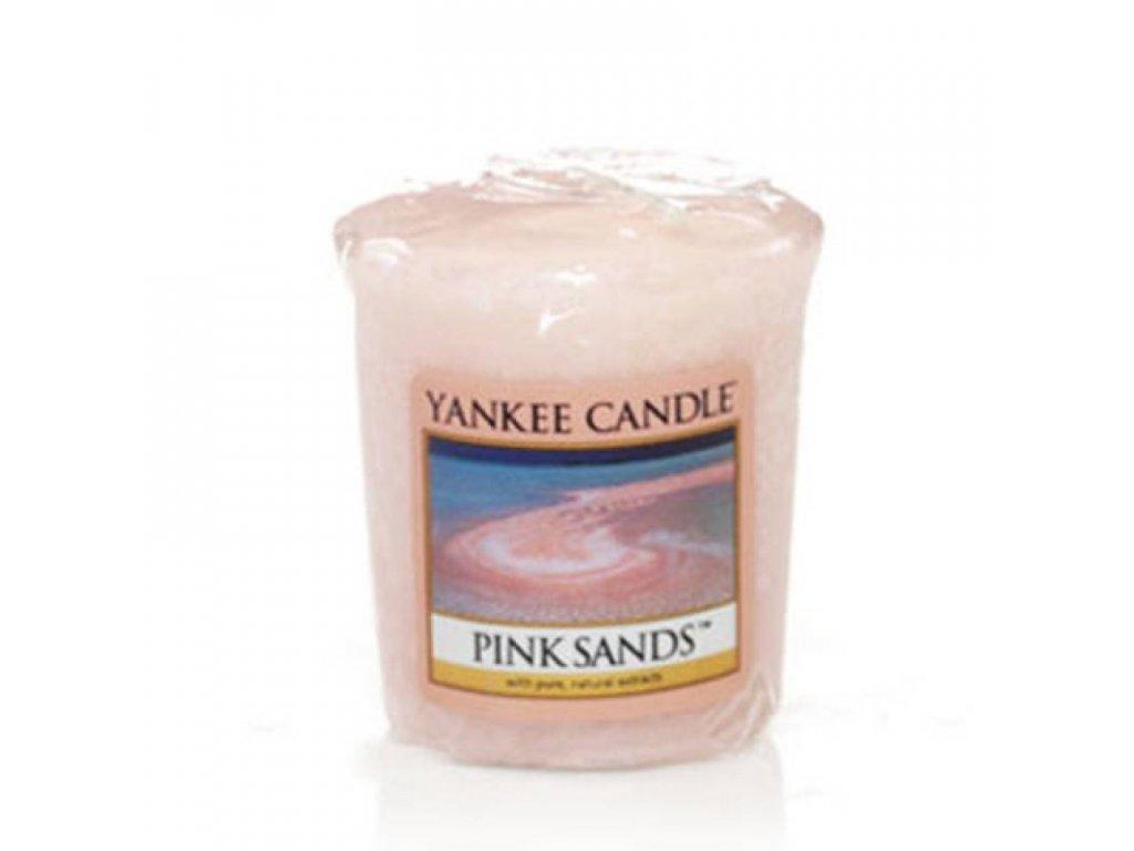 sampler pink sands