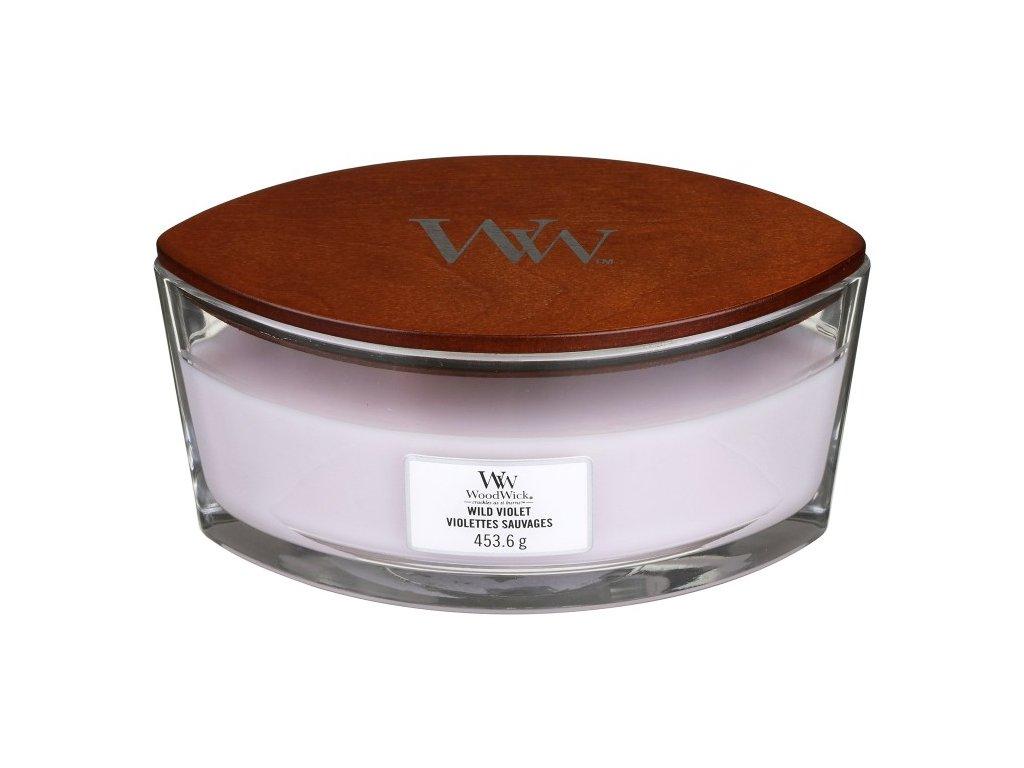 woodwick wild violet