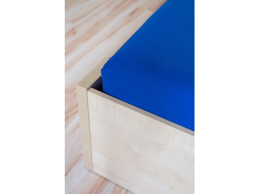 napinacia postelna plachta jersey modra 570 gabonga