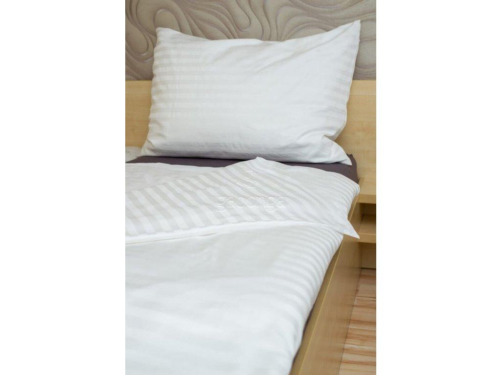 pasikave damaskove biele obliecky na postel gabonga