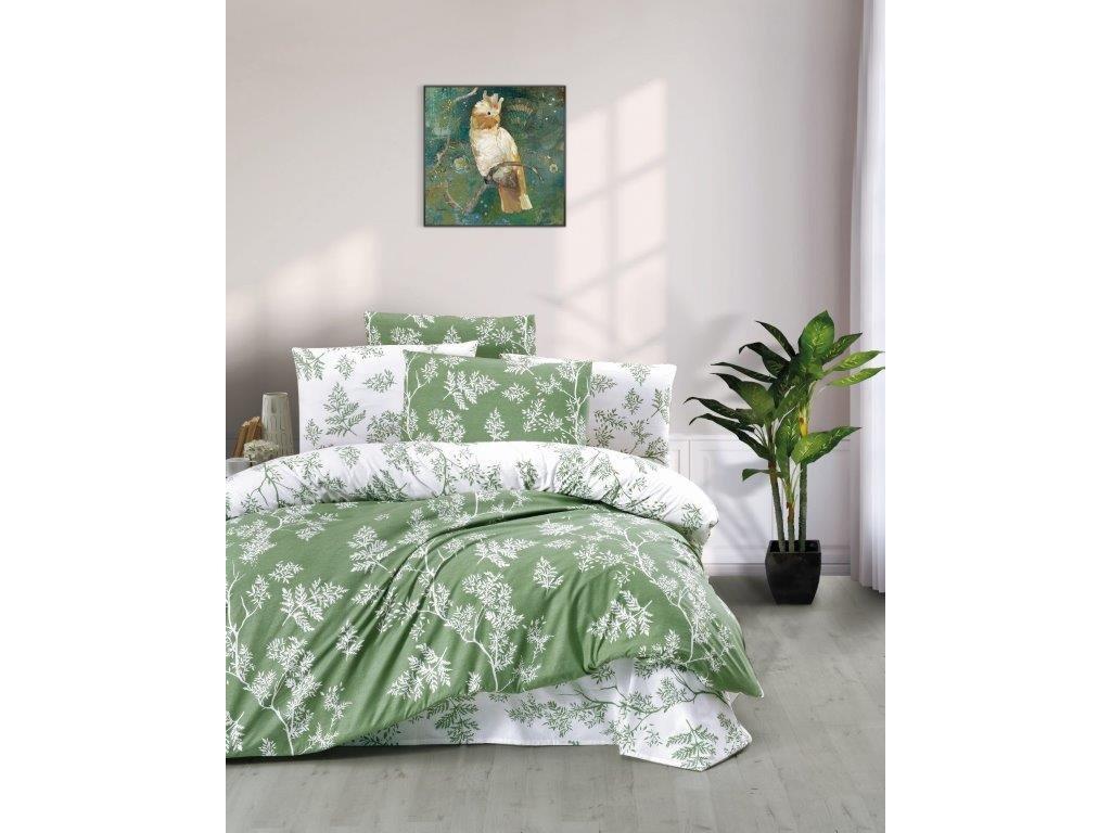 Obojstranné obliečky Fadeks green DeLuxe