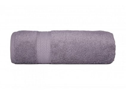 Tmavosivá osuška Egyptian Cotton - 70x140cm