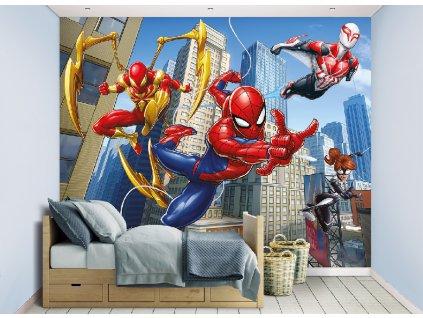 3D tapeta Spiderman