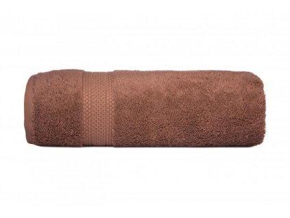 Luxusný karamelový uterák Egyptian Cotton - 50x90cm